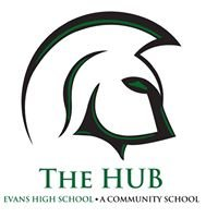 The HUB at Evans High School