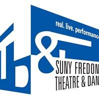 SUNY Fredonia Department of Theatre and Dance