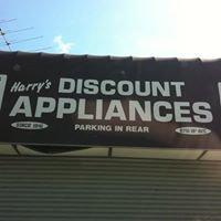 Harry's Discount  Appliances