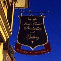 The James Street Bookseller