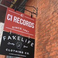 CI Records & FakeLife Clothing Retail Store