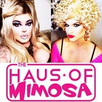 Brunch With The Haus Of Mimosa!
