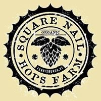 Square Nail Hops Farm