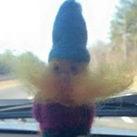Traveling Gnome of Asheville
