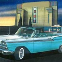Ford Wyoming Drive In Theatre