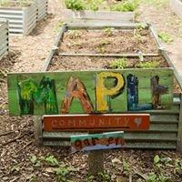Maple Street Community Garden