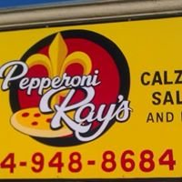 Pepperoni Ray's Cafe'