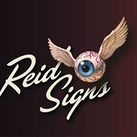 REID | Signs Graphics and Unique Fabrications