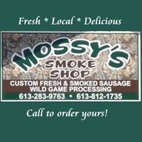 Mossy's Smoke Shop