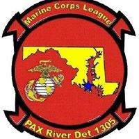 Patuxent River Detachment 1305, Marine Corps League