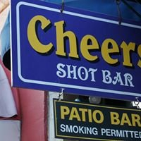 Cheers Shot Bar