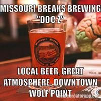 Missouri Breaks Brewing,LLC