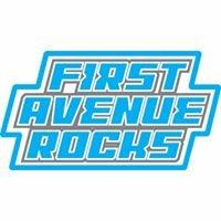 First Avenue Rocks
