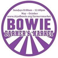 Bowie Farmer's Market
