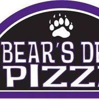 Bears Den Pizza