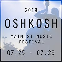 Oshkosh Main Street Music Festival