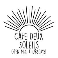Open Mic at Cafe Deux Soleils