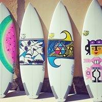 Fishstix Surfboards New Zealand