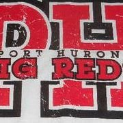 Port Huron High School Big Red Wave