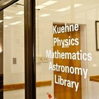 Kuehne Physics Mathematics Astronomy Library - PMA