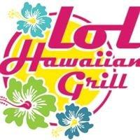 LoL Hawaiian Grill