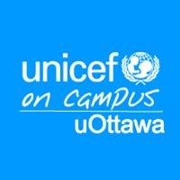 UNICEF on University of Ottawa Campus