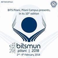 BITSMUN Pilani
