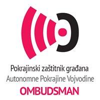 Pokrajinski zaštitnik građana - ombudsman
