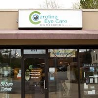 Carolina Eye Care on Merrimon