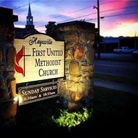 Hayesville First United Methodist Church