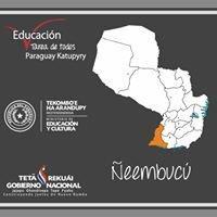 Dirección Departamental de Educación-  Ñeembucù