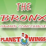 Planet Wings of the Bronx- Grand Concourse
