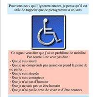 Les Handicapées Algériens et leurs amis