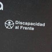 """Grupo Impulsor    """" Discapacidad Al Frente """""""