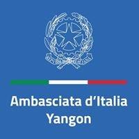 Italian Embassy in Yangon