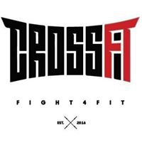Fight 4 Fit CrossFit