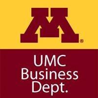 University of Minnesota Crookston Business Department