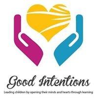Good Intentions Program Playa del Carmen