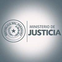 Ministerio de Justicia de Paraguay