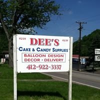Dee's Cake & Candy Supplies