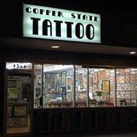 Copper State Tattoo