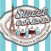 Sweet Ooh La La Custom Candy Buffets and Dessert Bars