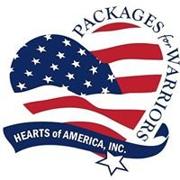 Packages for Warriors - Hearts of America, Inc.