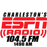 Charleston's ESPN Radio 104.5 FM and 1490 AM