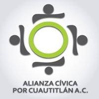 Alianza Cívica Por Cuautitlan, A.C.