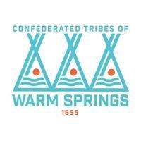 Warm Springs Indian Reservation Oregon