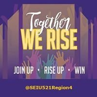 SEIU 521 Region 4 - Fresno & Madera Counties