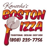 Kaneohe's Boston Pizza