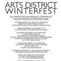 Arts District Winterfest