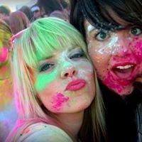 Holi Colored Powders